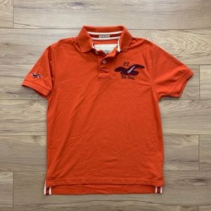 "Vintage Hollister ""So Cal"" Polo (Sz M)"